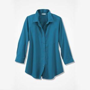 NWT 3/4 Sleeve Blouse